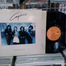 Discos de vinilo: LMV - COMPLICES. MANZANAS. RCA 1987, REF. PL 71510. Lote 194916697