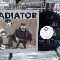 Discos de vinilo: LMV - JOHNNY RADIATOR. MI RUINA FAVORITA. KM44 DISCOGRÁFICA 1989, REF. KS 002. Lote 194919012