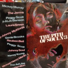 Discos de vinilo: 1969 EXIT RECORDS THE WITH OF SOUL NÚMERO 3 MICKEY NURRAY..THE JERMS.LAURA GREEN.GENIE BROOKS.JOHNNY. Lote 194920793