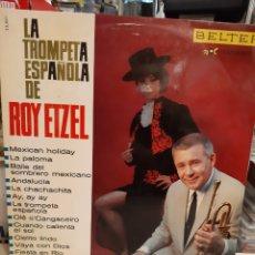 Discos de vinilo: LA TROMPETA ESPAÑALA DE ROY ETZEL BELTER. Lote 194921218
