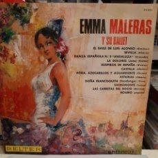 Discos de vinilo: LO EMMA MORAKES Y SU BALLET BELTER. Lote 194921518