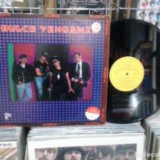 Discos de vinilo: LMV - DULCE VENGANZA. STRIP-TREASE. MANO NEGRA RECORDS 1990, REF. MND-99-01. Lote 194922056