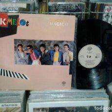 Discos de vinilo: LMV - K-MELOT. MÁGICO. PERFIL 1989, REF. LP-33178. Lote 194922538