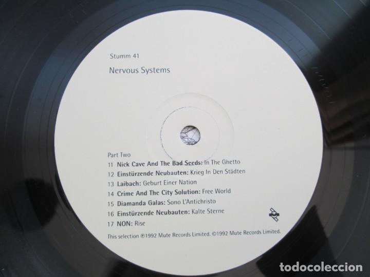 Discos de vinilo: NERVOUS SYSTEMS. LP VINILO. 1992. MUTE RECORDS LIMITED. VER FOTOGRAFIAS ADJUNTAS - Foto 4 - 194922622