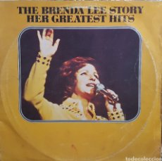 Discos de vinilo: LP DOBLE / THE BRENDA LEE STORY HER GREATEST HITS / INGLATERRA 1974. Lote 194923560