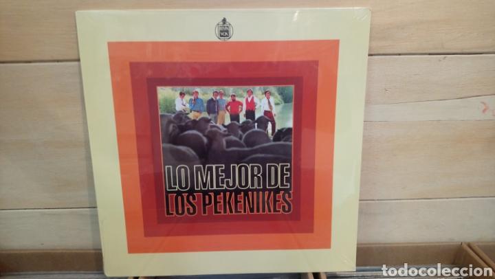 LO MEJOR DE PEKENIKES. LP VINILO EDICIÓN 2009 PRECINTADO. (Música - Discos - LP Vinilo - Grupos Españoles 50 y 60)
