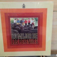 Discos de vinilo: LO MEJOR DE PEKENIKES. LP VINILO EDICIÓN 2009 PRECINTADO.. Lote 194924643