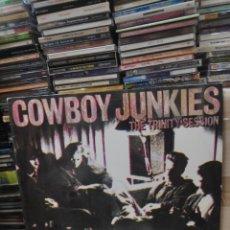 Discos de vinilo: COWBOY JUNKIES THE TRINITY SESSION. Lote 194926545