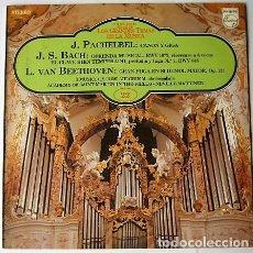 Discos de vinilo: LOS GRANDES TEMAS DE LA MÚSICA 22. Lote 194929398
