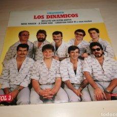Discos de vinilo: LP ORQUESTA LOS DINÁMICOS. Lote 194929483