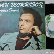 Discos de vinilo: VAN MORRISON, JOYOUS SOUND, MECHANICAL BLISS, PROMO. Lote 194932142