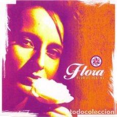 Discos de vinilo: FLORA - FLOR DE VERANO (MANGO) - MAXI MAX MUSIC 1998. Lote 194934116