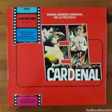 Discos de vinilo: EL CARDENAL (THE CARDINAL) JEROME MOROSS. Lote 194935077