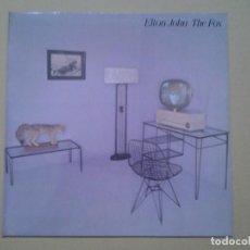 Discos de vinilo: ELTON JOHN -THE FOX- LP THE ROCKET RECORD COMPANY 1981 ED. ESPAÑOLA 63 02 106 MUY BUENAS CONDICIONES. Lote 194935405