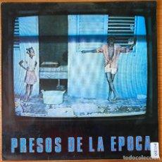 Discos de vinilo: PRESOS DE LA ÉPOCA // ESCOCIA + LETARGO INFANTIL // MAXI SINGLE 12'. Lote 194939142