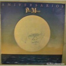 Discos de vinilo: PABLO MILANES. ANIVERSARIOS. LP SPAIN MOVIEPLAY 1979.. Lote 194940390