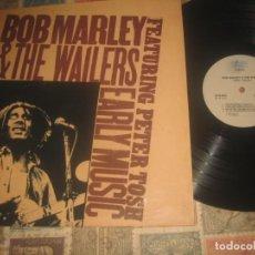 Discos de vinilo: BOB MARLEY & THE WAILERS EARLY MUSIC. ( EPIC 1977 ) EDITADO ESPAÑA EXCELENTE CONDICION. Lote 194941092