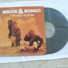 Discos de vinilo: LP DE BRUCE BONGO THE GEIL ALBUM 1986. Lote 194941700