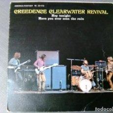 Discos de vinilo: SINGLE DE LA CREEDENCE CLEARWATER REVIVAL. Lote 194941733