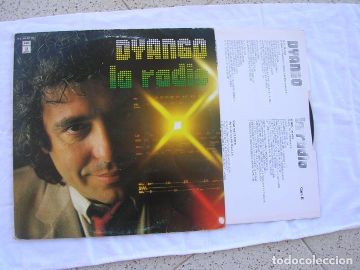 LP DE DIANGO , LA RADIO EMI ODEON AÑO 1980 (Música - Discos - LP Vinilo - Cantautores Españoles)