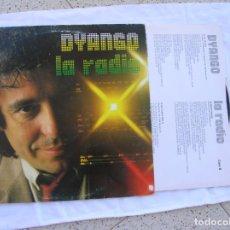 Disques de vinyle: LP DE DIANGO , LA RADIO EMI ODEON AÑO 1980. Lote 194942325