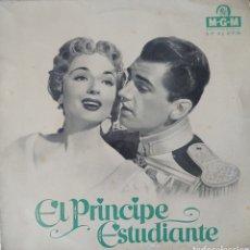 Discos de vinilo: ANN BLYTH BANDA SONORA DE LA PELÍCULA EL PRÍNCIPE ESTUDIANTE EP SELLO.M.G.M. EDITADO EN ESPAÑA. Lote 194942635