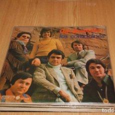 Discos de vinilo: LOS COMODINES - QUE SENSACIÓN! - DIRESA DLP-1099 - 1973. Lote 194942750