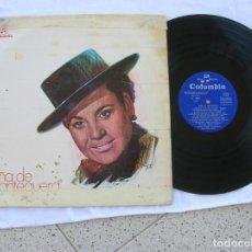 Discos de vinilo: LP DE NIÑA DE ANTEQUERA. Lote 194942828