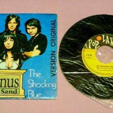 Discos de vinilo: POP LANDIA THE SHOCKING BLUE (EL IMPACTANTE AZUL). VENUS. Lote 194943690