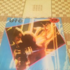 Discos de vinilo: UFO. THE WILD, THE WILLING AND THE INNOCENT.CHRYSALIS CHR 1307.ESPAÑA 1981.. Lote 194943797