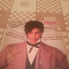 Discos de vinilo: PRINCE.CONTROVERSY.WARNER 56950.EDICIÓN ESPAÑOLA 1987.. Lote 194944001