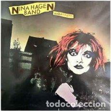 Discos de vinilo: NINA HAGEN BAND - UNBEHAGEN - LP CBS SPAN 1979. Lote 194944243