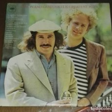 Discos de vinilo: SIMON AND GARFUNKEL GREATEST HITS. Lote 194944422
