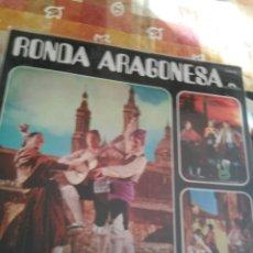 Discos de vinilo: BANDA ARAGONESA. Lote 194946092