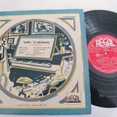 Discos de vinilo: ANDRE KOSTELANETZ Y SU ORQUESTA-LP DE 25 CTMS. Lote 194946190