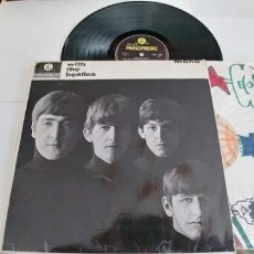 Discos de vinilo: THE BEATLES-LP WITH THE BEATLES-PARLOPHONE-MONO 1206-1963 . Lote 194952705