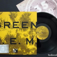 Discos de vinilo: R.E.M. GREEN – VINILO LP 1988 – REM. Lote 194956977
