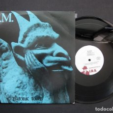 Discos de vinilo: R.E.M. ?– CHRONIC TOWN – VINILO 1982. Lote 194958357