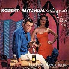 Discos de vinilo: ROBERT MITCHUM - CALYPSO - IS LIKE SO... (LP, ALBUM, RE). Lote 194959230