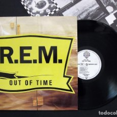 Discos de vinilo: R.E.M. ‎– OUT OF TIME – VINILO 1991. Lote 194959872