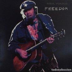 Discos de vinilo: NEIL YOUNG – FREEDOM -LP-. Lote 194961643