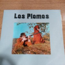 Discos de vinilo: LOS PLOMOS - EL HOMBRE COSA AMA LA LLUVIA - SOL CORTINAS Y CAMPANAS - PROMOCIONAL - BUEN ESTADO - . Lote 194961733