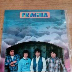 Discos de vinilo: FRAGUA - LP SIN TITULO - BUEN ESTADO - VER FOTOS - LEER . Lote 194962146