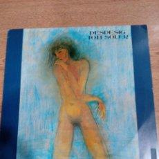 Discos de vinilo: TOTI SOLER - LP DESDESIG - BUEN ESTADO - VER FOTOS - LEER . Lote 194962337