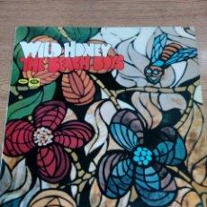 Discos de vinilo: THE BEACH BOYS - LP WILD HONEY - LEER ESTADO - VER FOTOS . Lote 194962568