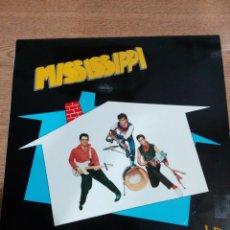 Discos de vinilo: MISSISSIPPI - LP 1987 LOLLIPOP - BUEN ESTADO - VER FOTOS . Lote 194963146