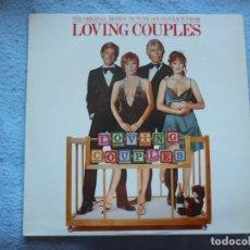 Discos de vinilo: LOVING COUPLES,B.S.O.EDICION ESPAÑOLA DEL 80. Lote 194966713