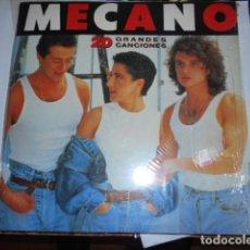 Discos de vinilo: MECANO 20 EXITOS. Lote 194967578