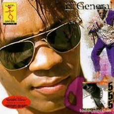 Discos de vinilo: EL GENERAL – PEREZOSA - MAXI-SINGLE US 1996 LATIN HOUSE. Lote 194970538