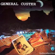 Discos de vinilo: SWAN – GENERAL CUSTER - MAXI-SINGLE SPAIN 1987. Lote 194970801